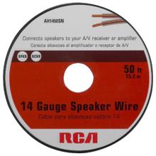 50 Foot 14 Gauge Speaker Wire (Spool)