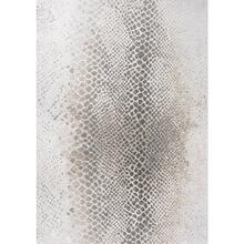 See Details - Intrigue 12263 Cream Grey Brown 6 X 8