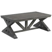 See Details - 7062 Trestle Cocktail Table