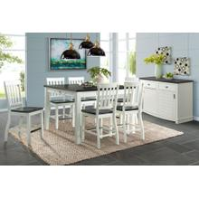 Kayla Counter 7PC Dining Set        (ELE-KAYLAC)