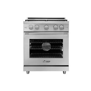 "Dacor30"" Gas Pro Range, Color Match Natural Gas/High Altitude"