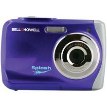 12.0-Megapixel WP7 Splash Waterproof Digital Camera (Purple)