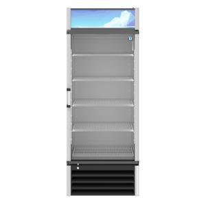 HoshizakiRM-26-HC, Refrigerator, Single Section Glass Door Merchandiser