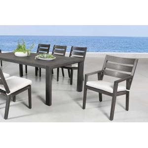 "Boardwalk 84"" x 42"" Rectangular Dining Table"