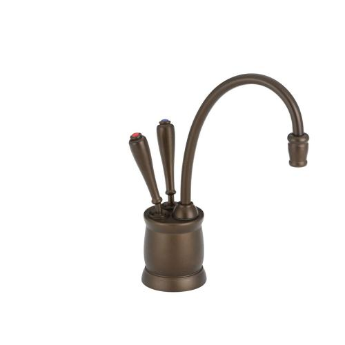 Indulge Tuscan Hot/Cool Faucet (F-HC2215-Mocha Bronze)