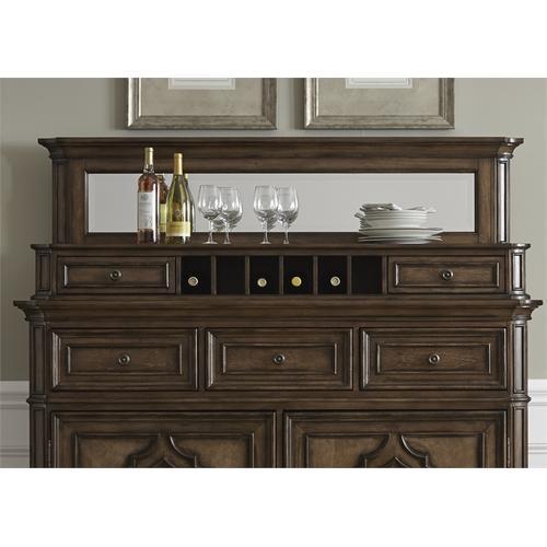Liberty Furniture Industries - Server Hutch