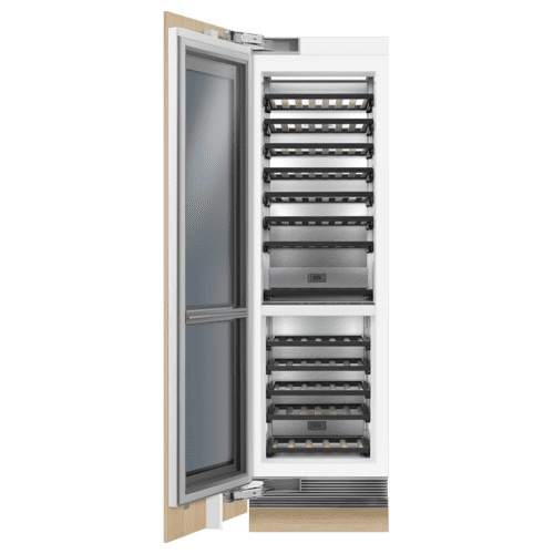 Integrated Column Wine Cabinet, 24""