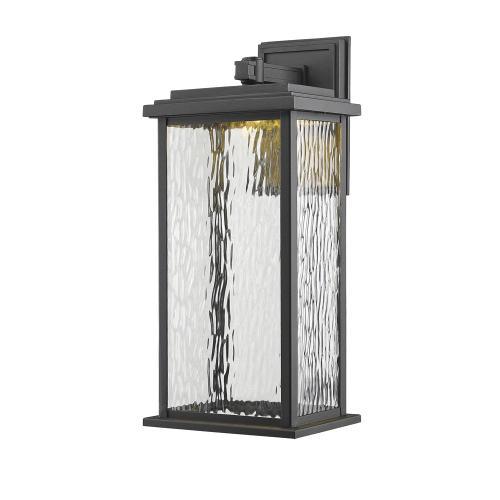 Artcraft - Sussex Drive AC9072BK Outdoor Wall Light