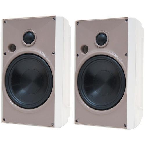 """Gallery - 6.5"""" Indoor/Outdoor Speakers (White)"""