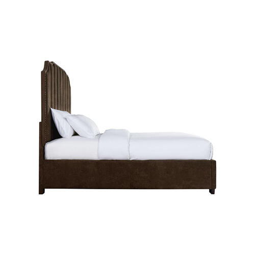 Harper King Upholstered Bed