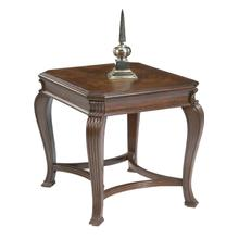 741-0T1020  End Table