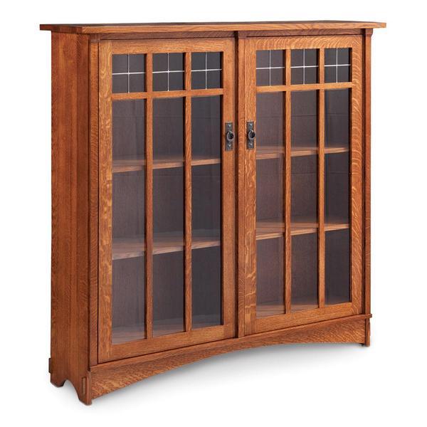See Details - Bungalow 2-Door Bookcase