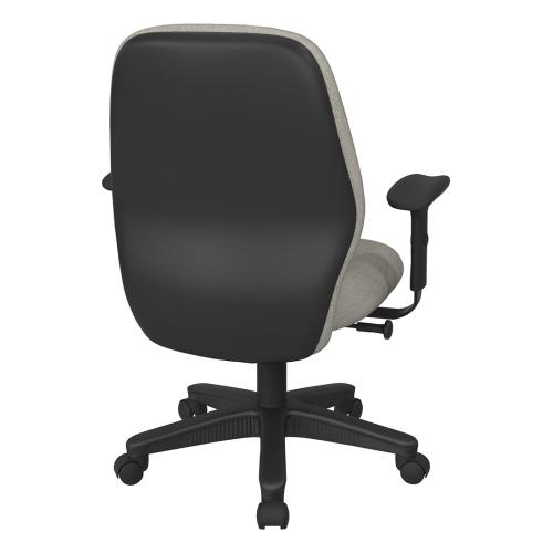 Mid Back 2-to-1 Synchro Tilt Chair