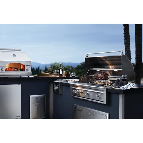 Lynx Sonoma Smart Smoker Built In LP