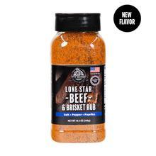 View Product - 11.5oz Lonestar Beef Brisket Rub