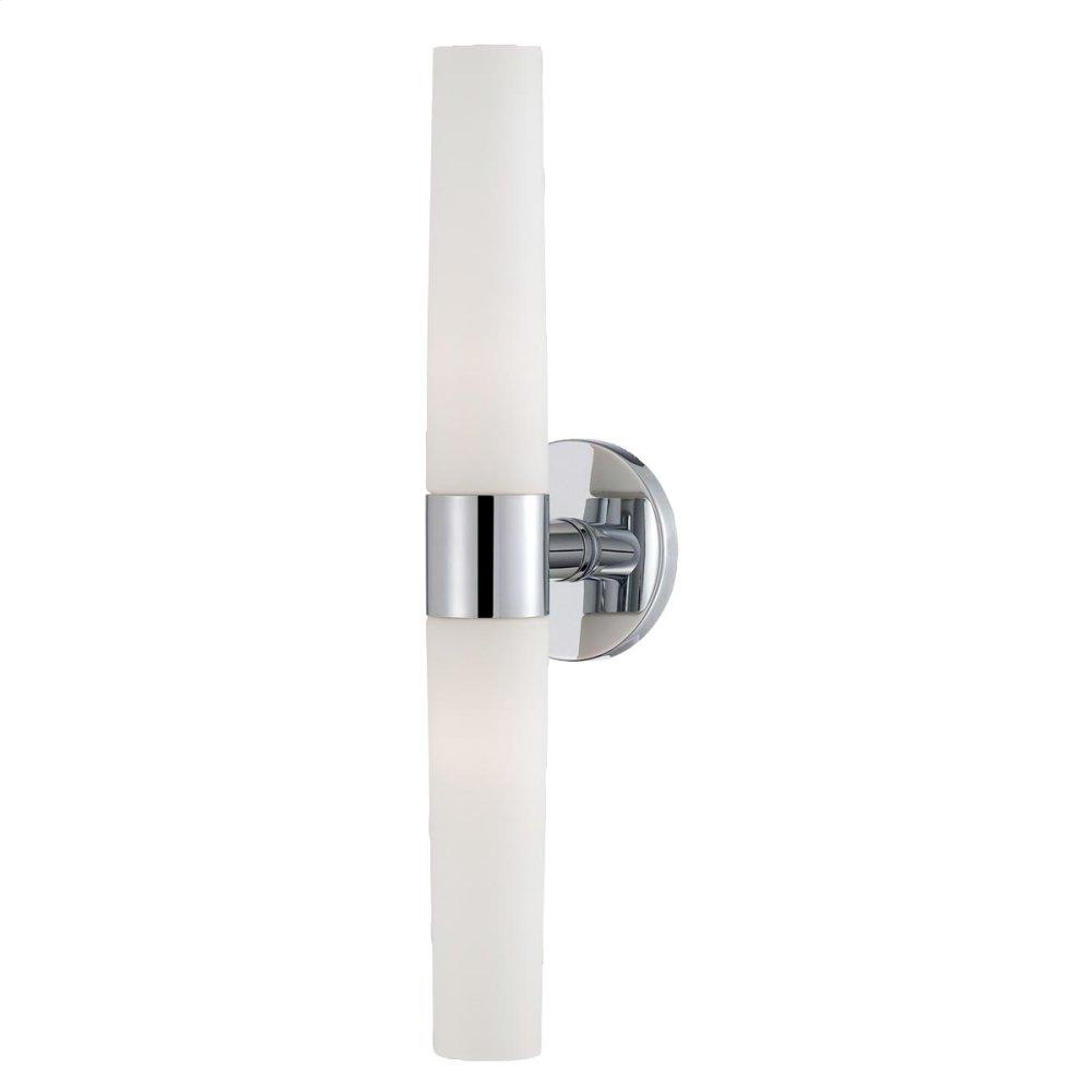 See Details - WALL MOUNT - Chrome