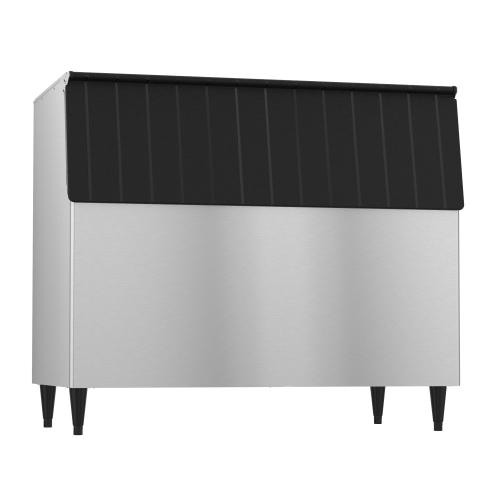 """B-900SF, 52"""" W Ice Storage Bin with 900 lbs Capacity - Stainless Steel Exterior"""