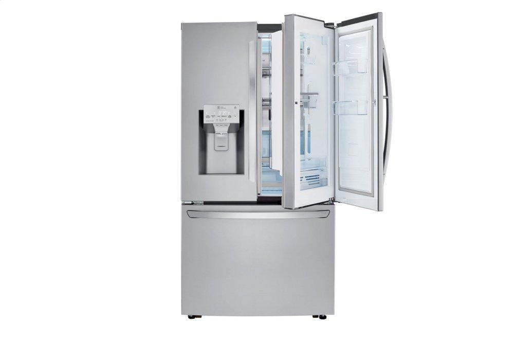 LG Appliances30 Cu. Ft. Smart Wi-Fi Enabled French Door Refrigerator With Door-In-Door®