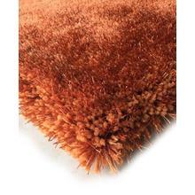 Shaggy Viscose Solid S.V.S. - Rust / 2' x 4'