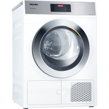 PDR 908 [HP] - Professional heat-pump dryer With very low energy consumption and short cycle times. Load capacity 18 (8.0) lb (kg) 18 (8.0) lb (kg).