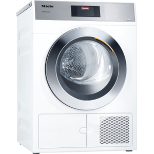 MielePDR 908 [HP] - Professional heat-pump dryer, Little Giants With very low energy consumption and short program runtimes. Load capacity 18 (8.0) lb (kg).