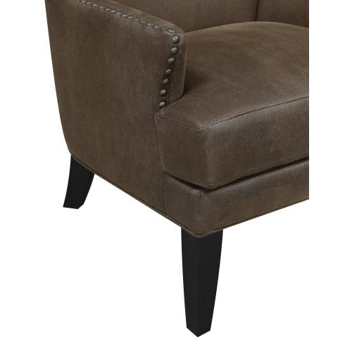 Nola Accent Chair Brown