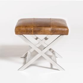 Hudson Cross Ottoman
