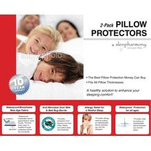 Cover Insert for 2 Pack of Pillow Protectors