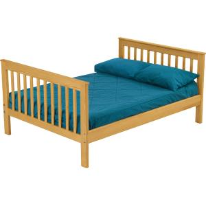 Tall double lower bed