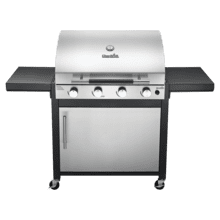 Traditional 4 Burner Gas Grill