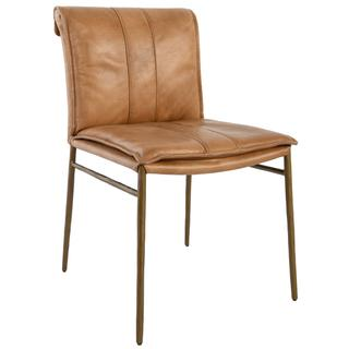 See Details - Mayer Dining Chair Tan