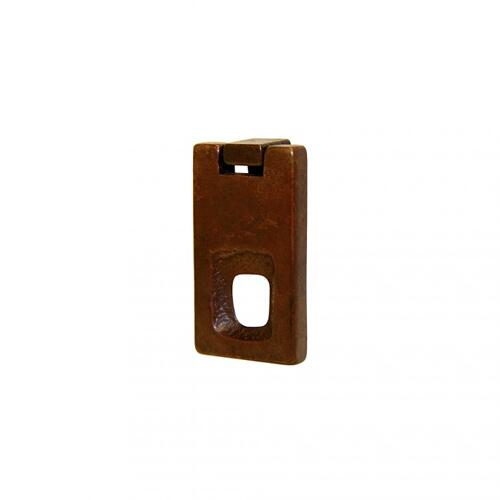 Tab Pendant - CK20130 Silicon Bronze Light