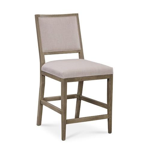 Bassett Furniture - Samson Oak Counter Stool