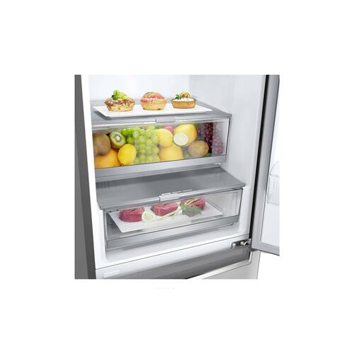12 cu. ft. Bottom Freezer Counter-Depth Refrigerator