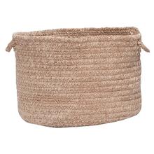 "Spring Meadow Basket S801 Sand Bar 14"" X 10"""