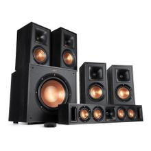 See Details - Klipsch Reference Wireless 5.1 Home Theater System