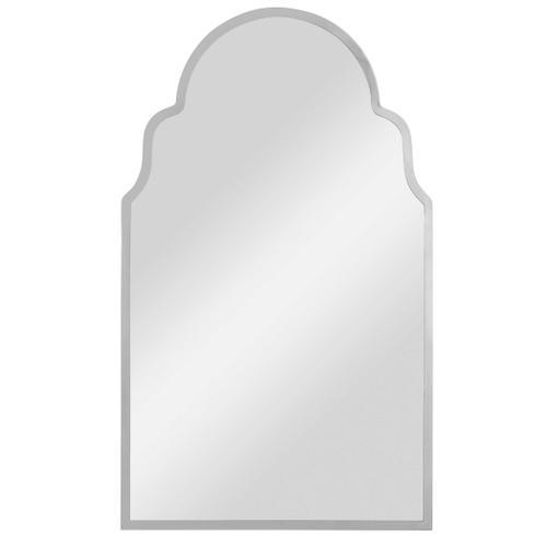Uttermost - Brayden Nickel Arch Mirror