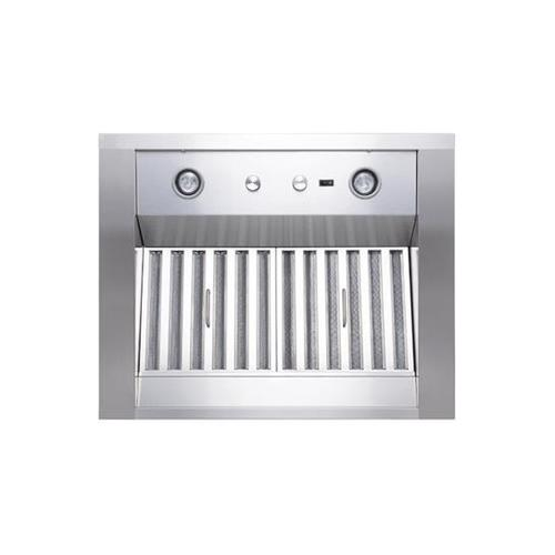 """Product Image - BEST WP28M36SB   - 36"""" Stainless Steel Pro-Style Range Hood with 300 to 1650 Max CFM internal/external blower options"""
