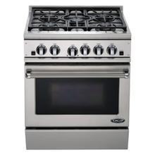 "30"" All Gas, 5 Burner"