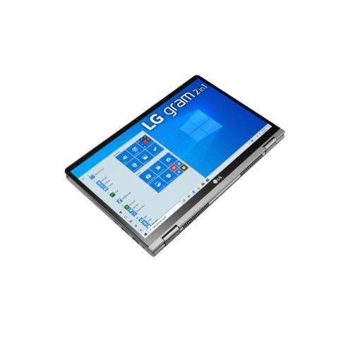 LG - LG gram 14'' i7 Processor 2-in-1 Ultra-Lightweight Laptop - COSTCO EXCLUSIVE