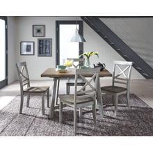 Standard Furniture Fairhaven 5-Piece Dining Room Set