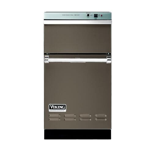 "Viking - Stone Gray 18"" Wide Trash Compactor - VUC"