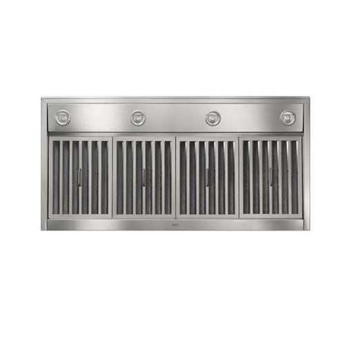 """BEST Range Hoods - WPP9 - 48"""" Stainless Steel Chimney Range Hood with iQ12 Blower System, 1500 Max CFM"""