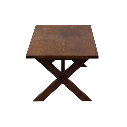 X-Table Chestnut Coffee Table, 6255-C