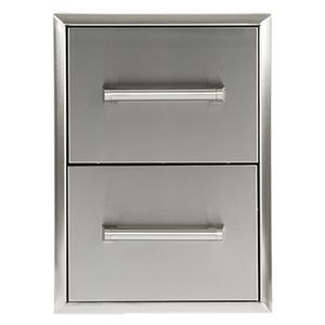 Two Drawer Cabinet -