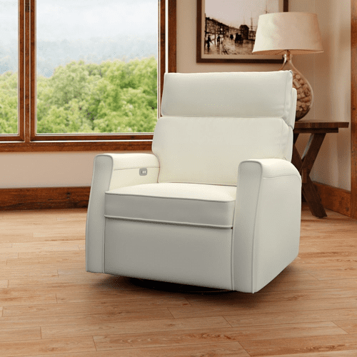 Collins Power Reclining Swivel Chair C717/PRSWV