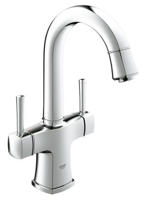 Grandera Single-Hole Two-Handle Bathroom Faucet L-Size Product Image