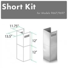 "ZLINE 2-12"" Short Chimney Pieces for 7 ft. to 8 ft. Ceilings (SK-9667/9697)"