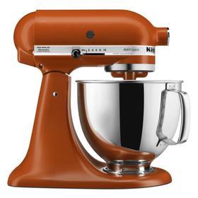 Artisan® Series 5 Quart Tilt-Head Stand Mixer - Scorched Orange