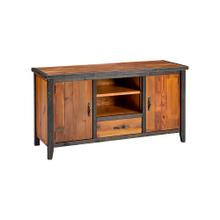 Basalt 2 Door 1 Drawer TV Stand
